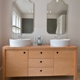 The Goodwood Co Double Sink Contemporary Vanity The Goodwood Co