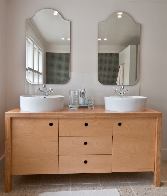 the goodwood co vanity in birch and ash wood the goodwood co