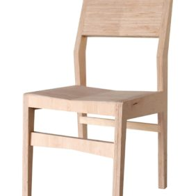 Chair made from Birch