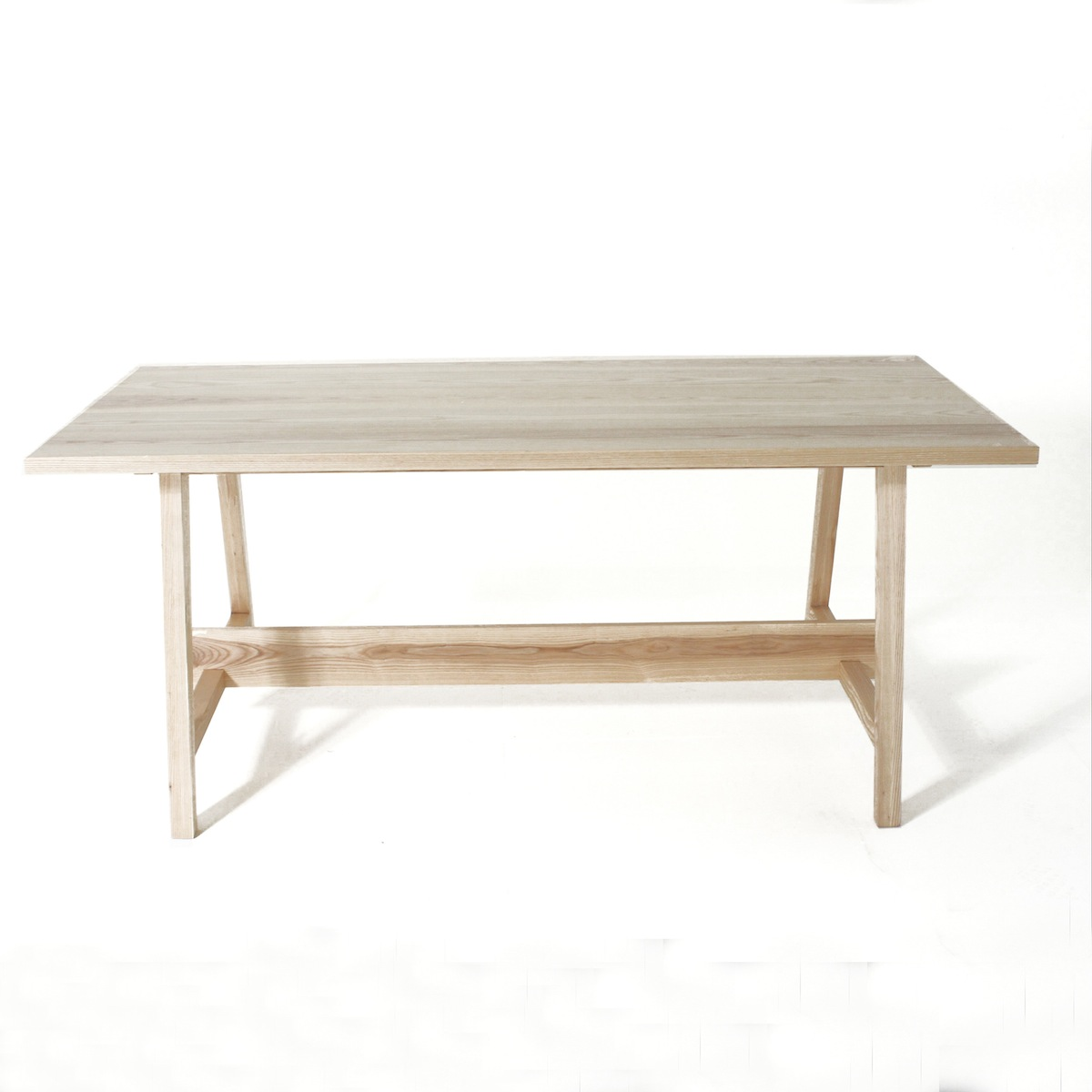 The Goodwood Co Urban Table In American Ash Wood