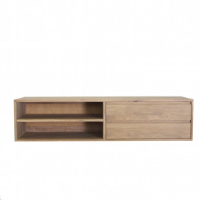 Oak_floating_TV_unit_front
