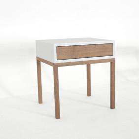 White_oak_side_table