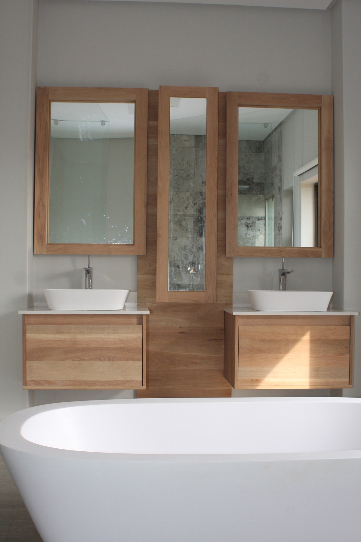 The Goodwood Co Bathroom Vanity And Mirrors Custom Sized