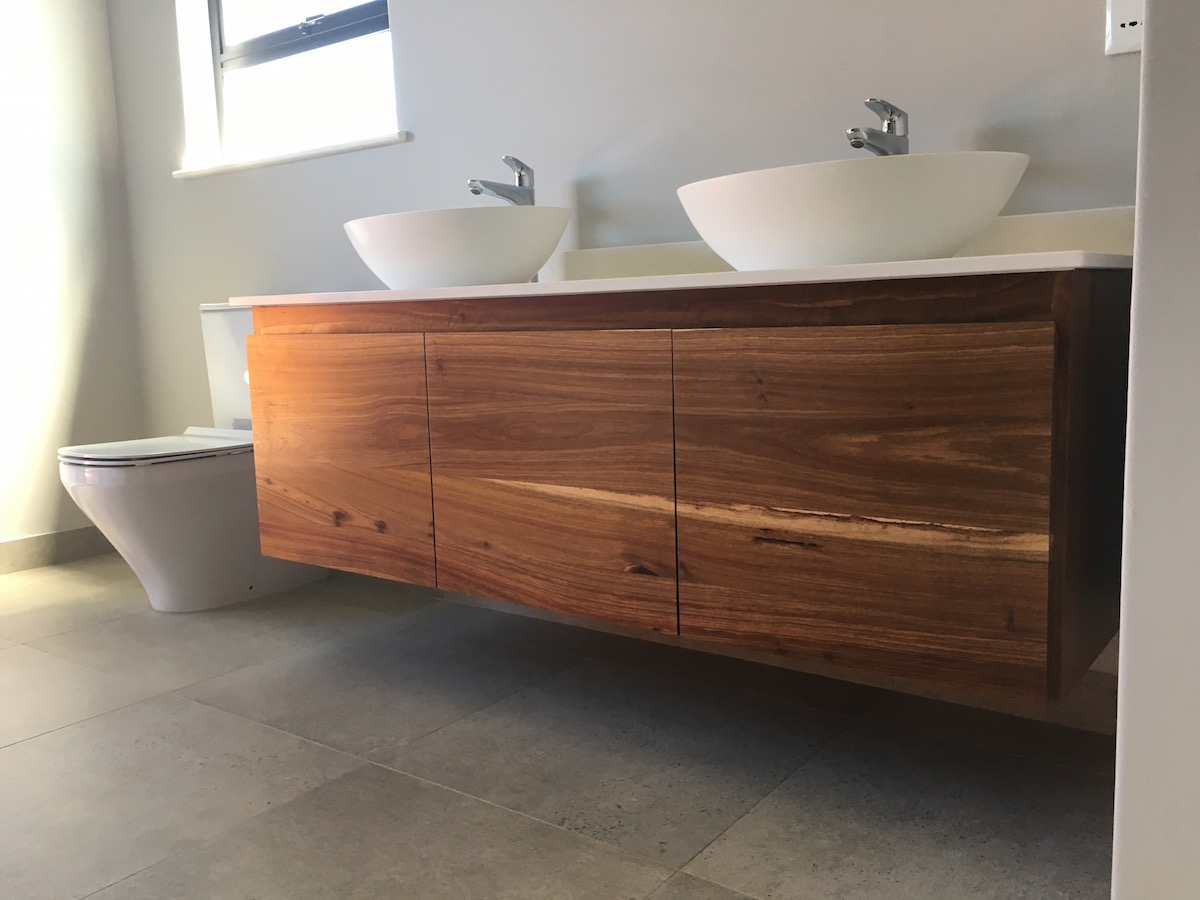 The Goodwood Co Gspek Floating Bathroom Vanity The