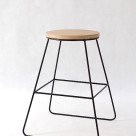 Wire_stool