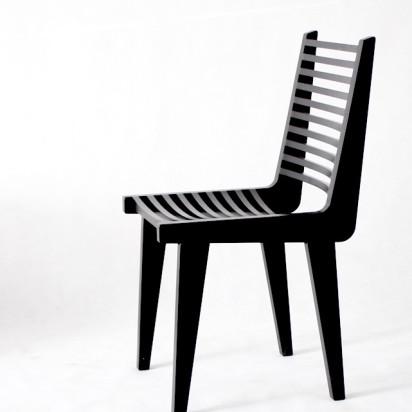 Chair_black_ZEBRA_side